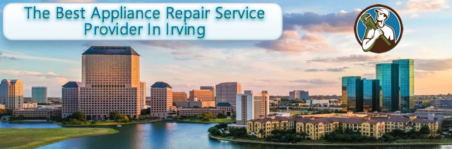 Schedule your appliance service appointment in Irving, TX 75061 today.